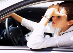 Анапская автоледи считает, что «скорая», ехавшая на вызов, должна была пропустить её
