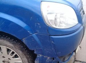 В Сукко под Анапой владелец «Фиата» ищет свидетелей наезда на его автомобиль