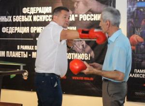 В Анапе в казачьем боксе можно пользоваться «плетью» и «хлыстом»