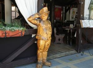 В центре Анапы гостя из Чехии перепутали с персонажем сказки Андерсена