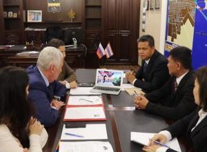 Инвесторы из Королевства Таиланд предлагают построить в Анапе парк развлечений и отдыха