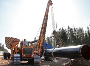 «Газпром» демонтирует 506 километров труб, проложенных по маршруту Починки - Анапа