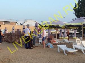 ЧП на пляже в Анапе: мужчина вышел из воды и умер