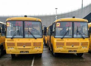 Губернатор объяснил, что новыми школьными автобусами Анапа обязана президенту