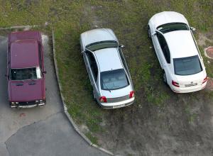 Мэр собирается решить проблему недостатка парковок в Анапе