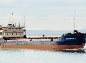 Ранним утром 19 апреля недалеко от Анапы затонул сухогруз