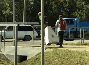 Пьяницы украли букву «А» из названия «Анапа»