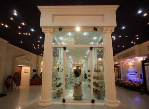 Анапчан приглашают на бесплатную выставку древнегреческих светильников  в музее «Горгиппия»