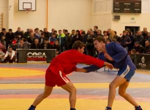Анапчане показали класс на краевом турнире по самбо