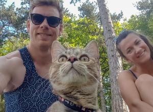 Новый участник конкурса «Селфи на курорте» — Пономарева Виолетта