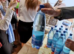 Уникальная анапская вода «Семигорская-1» впечатлила гостей международной выставки