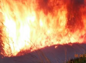 8 часов борьбы с огнем: стали известны подробности и последствия пожаров в Анапском районе