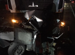 В груде искореженного железа водитель остался жив: в ДТП под Анапой пострадали пять машин