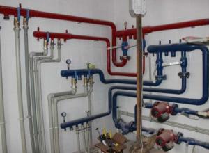 Отопление, водоснабжение и канализация под ключ