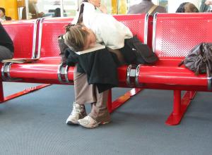Анапчан, вылетающих через Москву, могут оштрафовать за поставленную на сиденье сумку