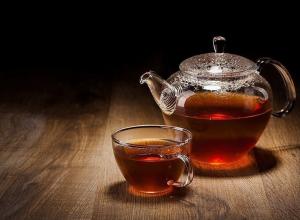 Анапчанам для похудения нужно больше пить черный чай