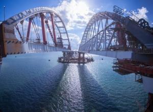Стало известно название моста через Керченский пролив