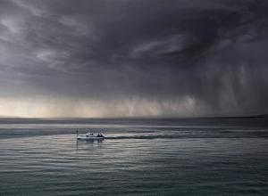 Синоптики обещают, что сегодня в Анапе будут лить дожди  и возможны смерчи