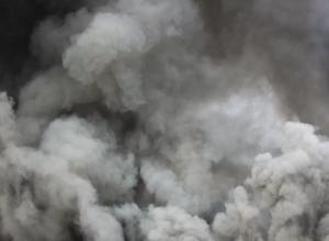 В анапской горбольнице на 4 этаже загорелась сплит-система