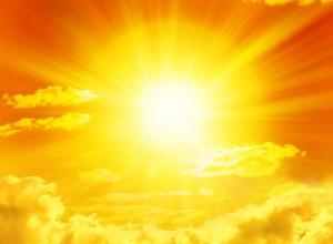 Сегодня, 20 августа, в Анапе как обычно - жарко