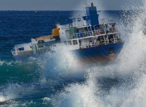 Эксперт назвал причину крушения сухогруза в Керченском проливе