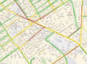 Измените направление по ул. Промышленной в Анапе и это спасет «Южный рынок» от пробок
