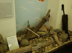 Анапский музей «Горгиппия» впервые выставит на обозрение находки со дна моря
