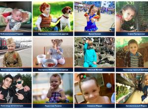 Участники конкурса «Детки-конфетки» часть 13