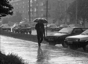 Небольшой дождь и холодный ветер ожидается сегодня в Анапе