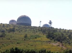 Белые шары на горе в Анапе: что это такое и можно ли до них добраться