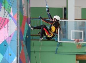 В Анапе прошли соревнования по спортивному туризму