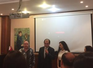 Генеральный консул Турции принимал в посольстве анапских художников