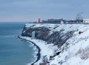 Самая холодная зима за последние 100 лет ждет анапчан в 2017 году
