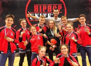 Анапский танцевальный коллектив завоевал «бронзу» на ЧМ по хип-хопу в Голландии
