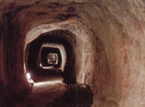 История Анапы: под Джигинкой находятся катакомбы, о происхождении которых никто не знает