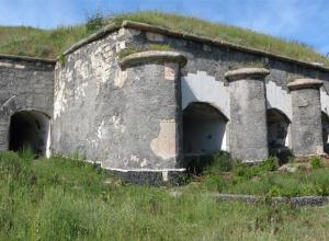 Крепость недалеко от Анапы начинена тротиловыми шашками, авиабомбами, гранатами