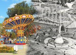 Анапа прежде и сейчас: в парке 30-летия победы проводились дискотеки