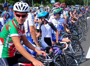 Спортсмены из ДНР выступили в Анапе на всероссийских соревнованиях по велоспорту