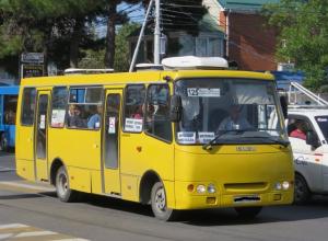 Анапские автобусы маршрутов № 125 и № 135 изменят схему движения