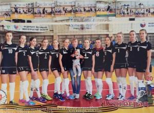 Волейболисты Анапы стали серебряными призёрами