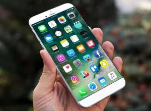 До анапчан iPhone 8 дойдёт с  большой задержкой