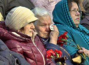 В Анапе состоялся митинг, посвящённый памяти погибших во время военных действий в Чечне