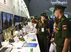 В Анапе солдатам технополиса «Эра» создали комфортные условия