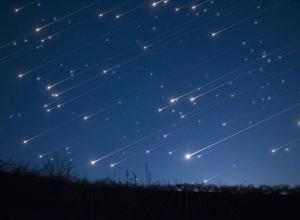 Повод оторваться от гаджетов: звездопад в Анапе