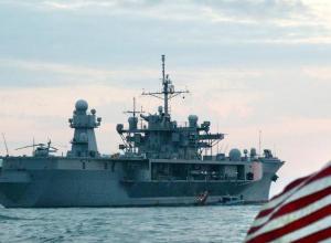 Россия не допустит размещения военных кораблей НАТО вблизи от Анапы