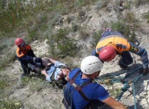Попытка сделать селфи в Анапе закончилась для жительницы Камчатки переломами