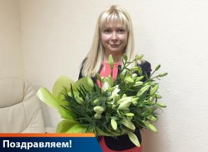 Поздравляем с днём рождения Ольгу Владимировну КУПЧЕНКО!