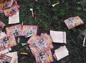 «Цирк уехал, а листовки остались»: неизвестные взломали цирковой фургон в Анапе