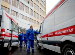 Семь человек, включая четырех детей, отравились газом в Анапе