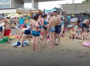 «Благоустройство» центрального пляжа Анапы оценили на федеральном уровне